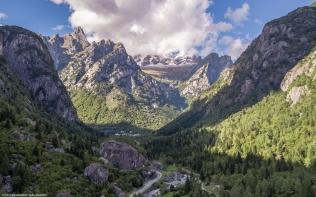 Val Masino e il Sasso Remenno